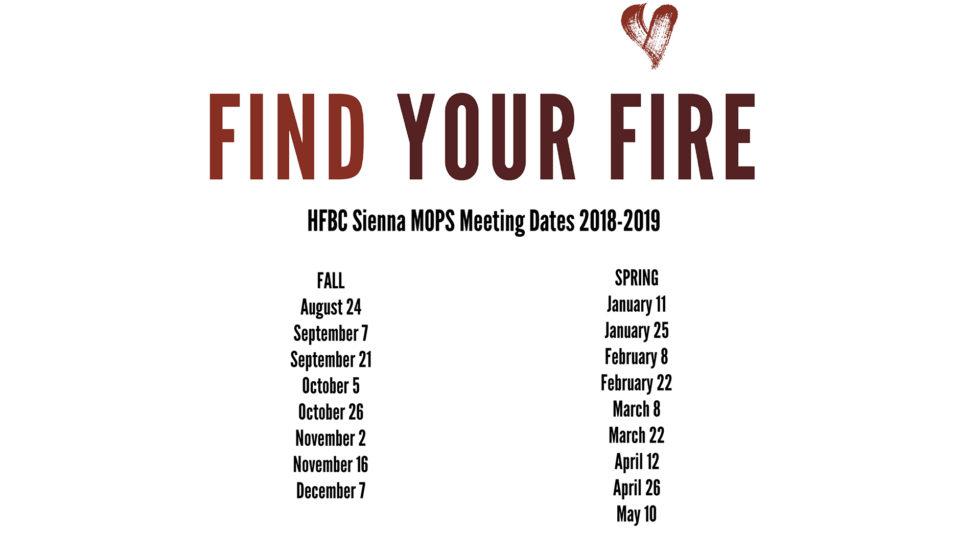 Sn Pre Mops 2018 2019 Dates