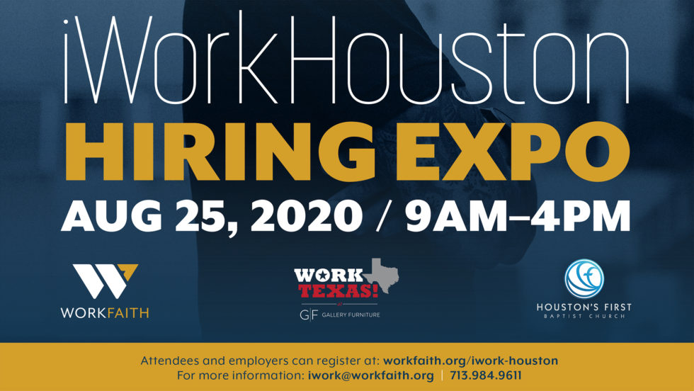 I Work Houston Hiring Expo 2020 Ei