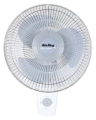 "Air King 16"" Oscillating Wall Mount Fan"