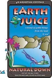 Earth Juice Natural Down 1 Pound