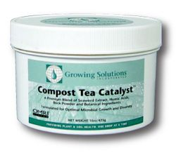 Growing Solutions Compost Tea Catalyst 15oz.