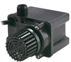 Little Giant PE-2.5F-PW Submersible Pump 475 GPH