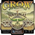 Grow Natural - Organic Nutrient - 16 oz. 1