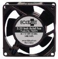 "EcoPlus 3.25"" Axial Fan  with cord 25 CFM 1"