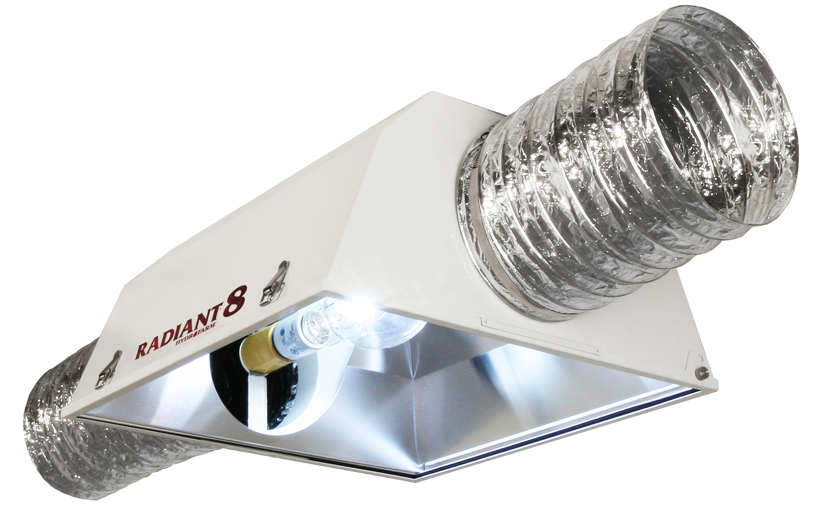 Radiant 8 Inch Air Cooled Reflector
