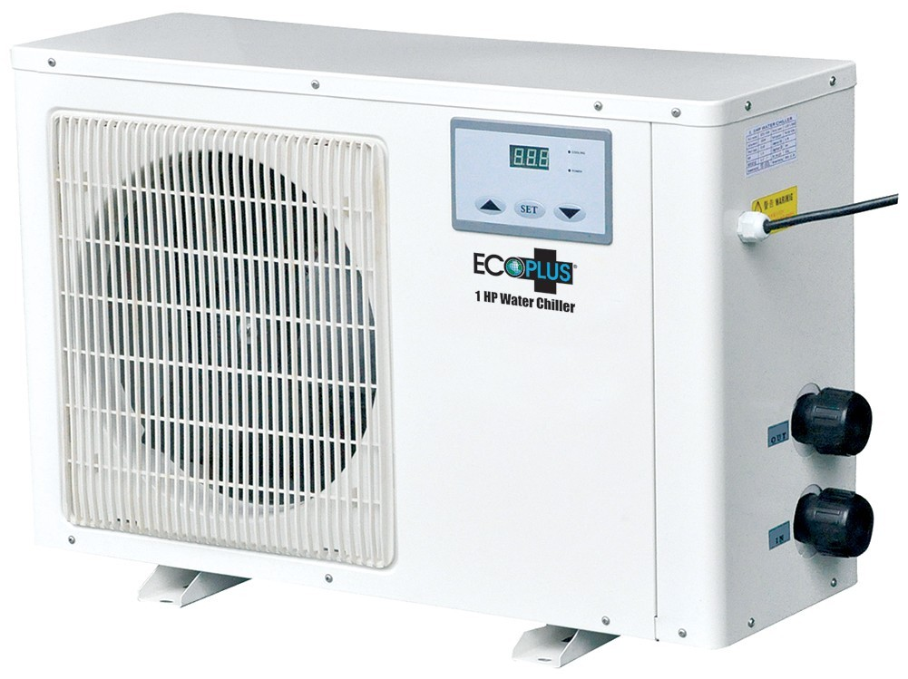 Swimming Pool Water Chillers : Ecoplus commercial grade water chiller hp