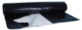 Berry Plastics Black/white Poly Sheeting - 5 Mil 40 Ft X 100 Ft 1