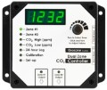 Grozone Control CO2D 0-5000 PPM Dual Zone CO2 Controller 1