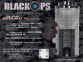 Black Ops Carbon Filter 4 in x 12 in 200 CFM 1
