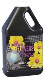 Pure Flowers Quart