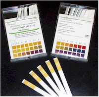 ColorpHast pH Test Kit 5 - 10 Range