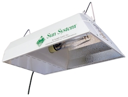 250 Watt High Pressure Sodium Sun System 2 Grow Light