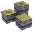 "Grodan 3""x3""x2.5"" With Hole Case of 384"