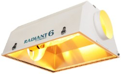Radiant 6 Inch Air Cooled Reflector