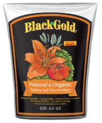 Black Gold All Organic, 1.5 Cubic Feet pallet of 50