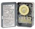 Intermatic T104 Heavy Duty Timer DPST For 240V Load - 240V Clock