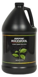 Rockwool Conditioning Solution, 1 Gallon
