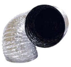 "ThermoFlo 2000SR 8"" x 25' Ducting case of 2"