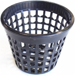 "American Hydroponics 3"" Heavy Duty Net Pot - Case of 220"