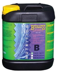 B'Cuzz Hydro Nutrient Part B, 5 Liters