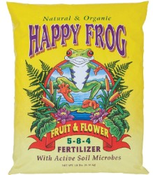 Happy Frog Fruit & Flower Organic Fertilizer 18 Pounds