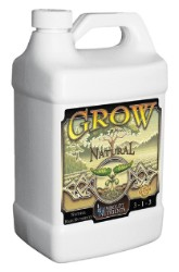 Grow Natural - Organic Nutrient - Gallon