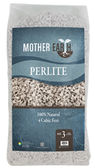 Mother Earth Perlite #3 - 4 Cubic Feet pallet of 30