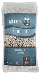 Mother Earth Perlite #4 - 4 Cubic Feet pallet of 30