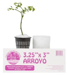 "Sure to Grow Arroyo 3.25x3"" - Case of 144"