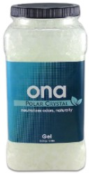 Ona Gel Polar Crystal 1 Gallon Jar