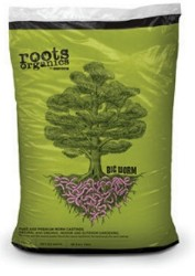 Roots Organics Big Worm Castings 1 cu ft pallet of 60