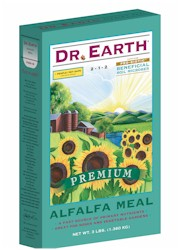 Dr Earth Alfalfa Meal 2-1-2  3LBS
