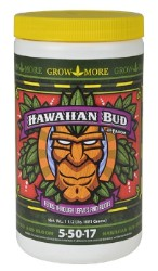 Grow More Hawaiian Bud 5-50-17, 1.5 lb