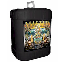 Master A - Premium 2 Part Bloom Hydroponic Nutrient - 15 Gallon