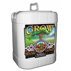 Grow - Hydroponic Nutrient - 15 Gallon