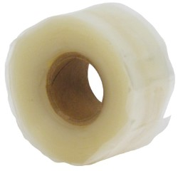 "Rescue Tape 1""X12' Clear"