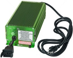 Galaxy 600 Watt Select-A-Watt Ballast 120/240 Volt