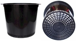 "Gro Pro 12"" Mesh Bottom Pot pack of 10"