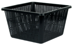 "9"" Square Mesh Pot pack of 10"