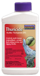 Thuricide Bacillus Thuringiensis Concentrate 8 Ounce