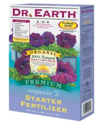 Dr Earth Starter Fertilizer 50LBS