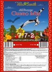 Vital Earth's All Purpose Guano Mix 22lb