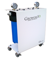 GrowoniX Lil' Boss Deluxe, 3 GPM Filter System