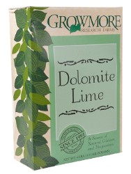 Grow More Dolomite Lime 4lb