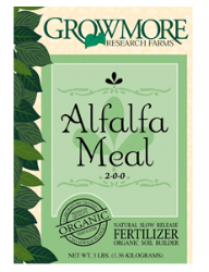 how to make alfalfa meal