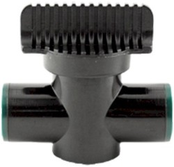 Hydro Flow 1/2in Compression Shut Off Valve case of 25