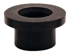 "Hydro Flow 1/2"" I.D. Top Hat Grommet pack of 10"