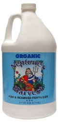 Neptunes Harvest Fish And Seaweed Fertilizer Gallon