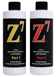 Z7 Water Conditioner For Soil And Hydroponics 8 Oz