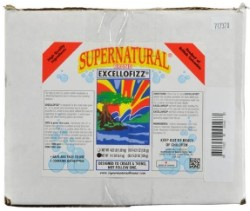 Super Natural Exellofizz  50 Pack